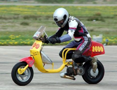 电动骠骑 世界 纪录车